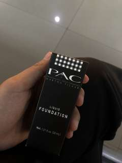 PAC FOUNDATION ALL DAY COVERAGE