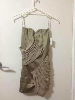 Cocktail Dress (Color Sand)