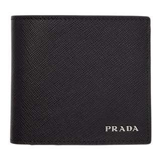 Prada wallet 男裝 銀包