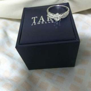 Taka diamond Ring (can installment)