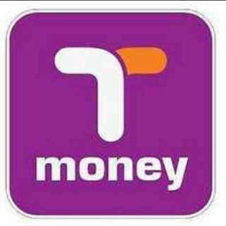 韓國T-money交通卡(每張)