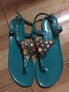 Sandal jelly.