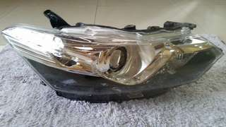 Toyota Vios Right Hand Side Projector Halogen Headlamp