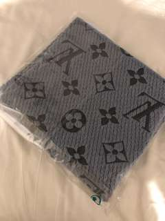 Louis Vuitton Wool Scarf