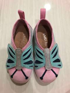Emu Australia butterfly shoes