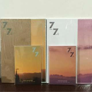 ON HAND SEALED ALBUM GOT7 7 FOR 7 ALBUM