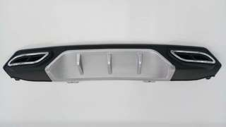 CIVIC 16 FC REAR BUMPER GARNISH DIFFUSER 1SET