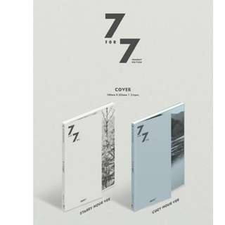 ON HAND SEALED ALBUM GOT7 PRESENT EDITION