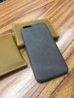 软壳复古皮纹男iPhone 6/6s