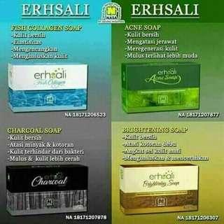 Sabun cuci muka Ershali Nasa