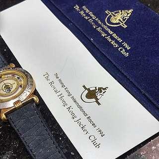 一九九四年香港國際賽事-紀念手錶