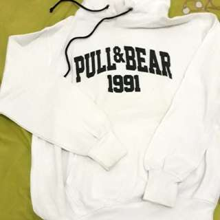 Jaket pull and bear hodie