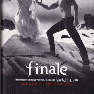 """Finale: Hush, Hush series"" by Becca Fitzpatrick"