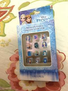 Disney Frozen Press On Nails