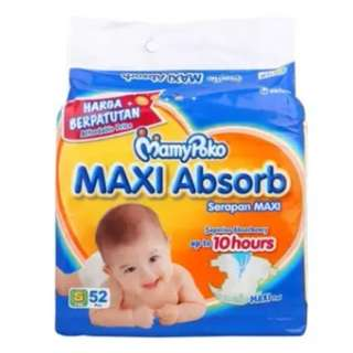 Mamypoko Maxi Absorb S52 (3 pack)
