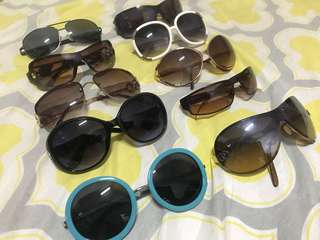 10 pcs Sun Glasses