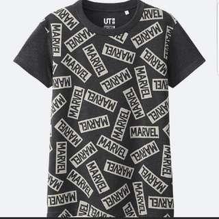 Uniqlo marvels t shirt