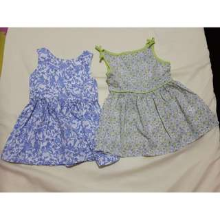 Preloved baby dresses