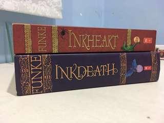 Cornelia Funke - Inkheart (paperback) & Inkdeath (hardcover)