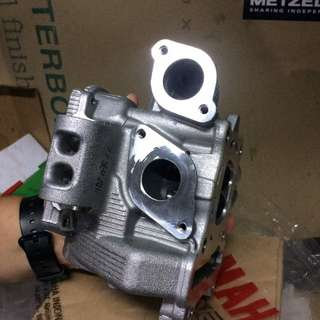 yamaha HEAD Y15ZR SIZE 19/22 HEAD AND VALVE