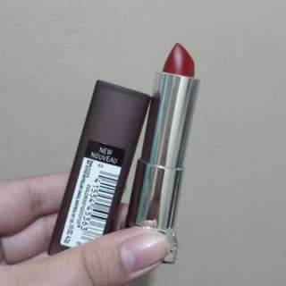 REPRICED! Maybelline Color Sensational Creamy Matte Rich Ruby Shade