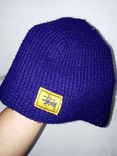 Stussy authentic beanie