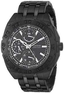 Guess Men's Ionic plated Multi-function watch