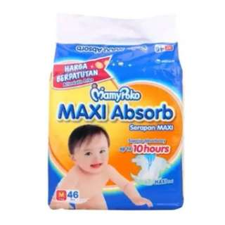 Mamypoko Maxi Absorb M46 (3 pack)