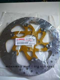yamaha part disc copy