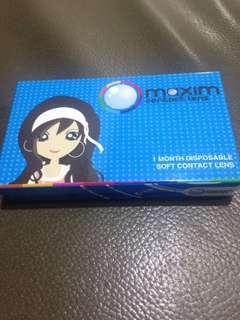 Maxim Contact Lense