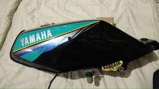 Rxz coverset Blueblack original moto
