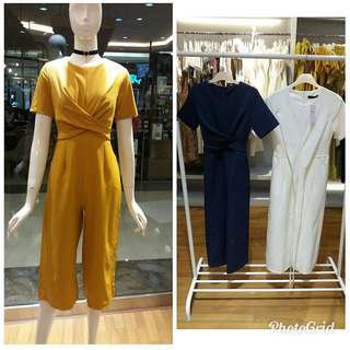 Nyla Jumpsuit Basic