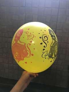 Sofia the First Latex Balloon