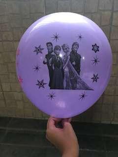 Frozen Latex Balloon