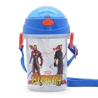 Avengers Infinity War BPA Free Water Bottle 380mL (AV-MH587)
