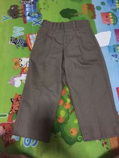 Free mail 3-4 years pants