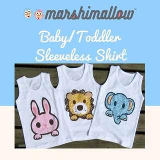 Baby/Toddler Sleeveless Shirt