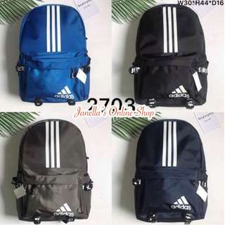"Adidas 17"" Bagpack (waterproof)"