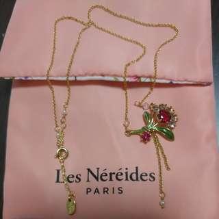 Les Nereides Precious Intention Necklace