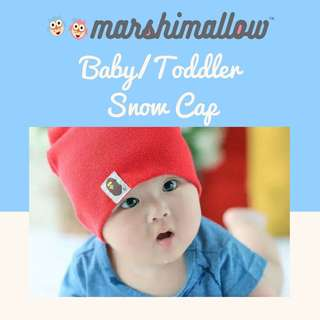 Baby Toddler Snow Cap / Hat