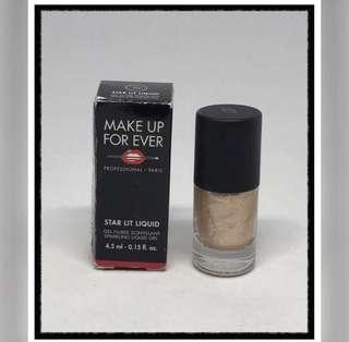 Make up for ever star lit liquid.