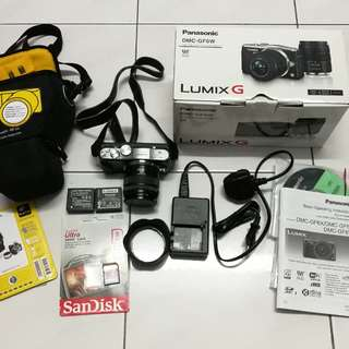 Hari Raya Sales! Panasonic Lumix GF6 / Camera