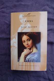 Barnes & Noble Classics: Emma
