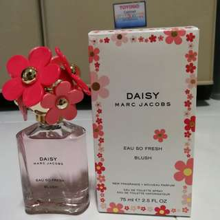 Selling Limited Editon Marc Jacobs Daisy Blush Perfume