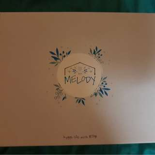 Btob 4rd official Melody Good