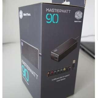 Bnib Masterwatt 90 universal laptop power adapter