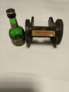 VSOP Courvoisier Wooden canon