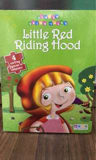 Little red riding book