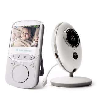 Wireless Audio Video Baby Monitor