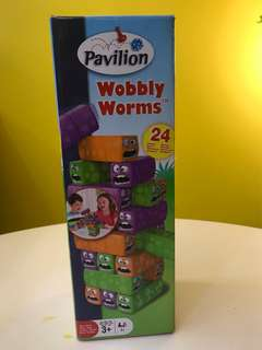 Wobbly Worms (without dice)